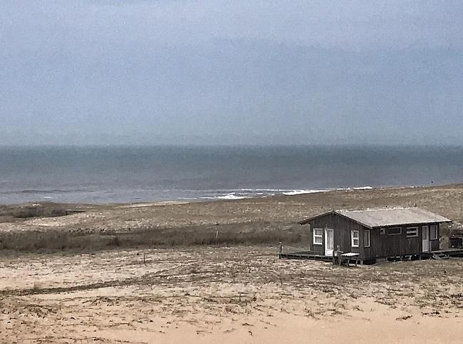 Playa Oceanía del Polonio Rocha